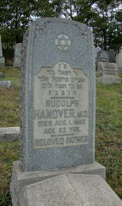 Rudolph Hanover, M.D.