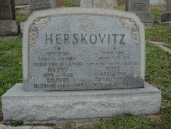 Harry Herskovitz