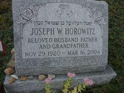 Joseph W Horowitz
