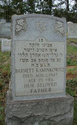 Barnett Kaminkowitz