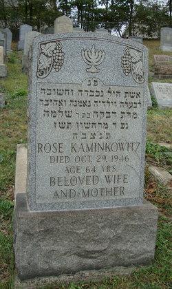 Rose Kaminkowitz