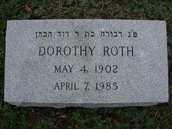 Dorothy Roth