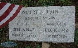 Robert S Roth