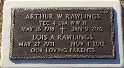 "Lois Ardena ""Dee"" Rawlings"