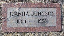 Juanita <I>Daniel</I> Johnson