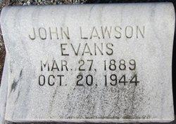 John Lawson Evans