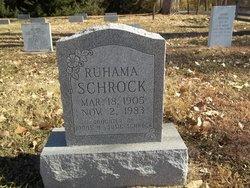 Ruhama Schrock