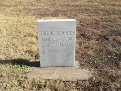 Tobe R Schrock