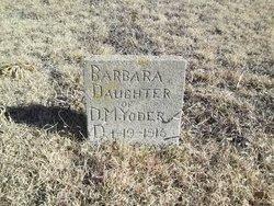 Barbara Yoder