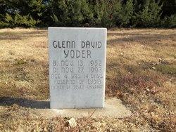 Glenn David Yoder