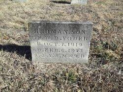 Herman Yoder