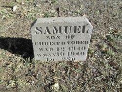 Samuel Yoder