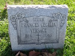 Frances Cecilia Versace
