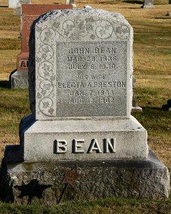 Electa Ann <I>Preston</I> Bean