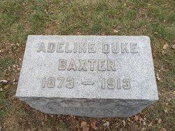 Adeline <I>Duke</I> Baxter