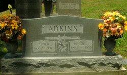 Bessie <I>Justice</I> Adkins