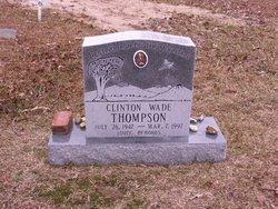 Clinton Wade Thompson