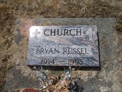 Bryan Russel Church