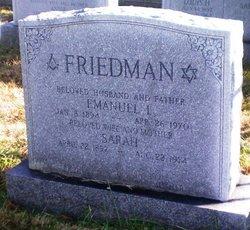 Emanuel I. Friedman