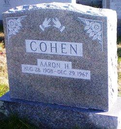Aaron Howard Cohen