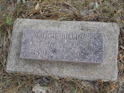 Maggie Mae <I>Felts</I> Billings