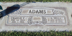 Charles Frank Adams