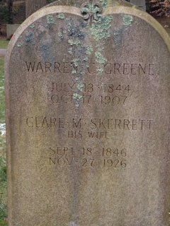 Warren Clark Greene