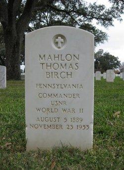 Mahlon Thomas Birch