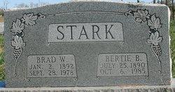 Bertie B <I>Bowman</I> Stark