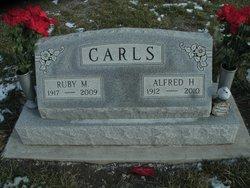 Ruby M. <I>McCormick</I> Carls