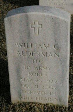 William Charles Alderman