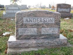 Mary Etta <I>Payton</I> Anderson