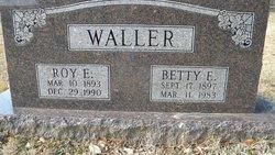 Betty E. <I>Hubach</I> Waller