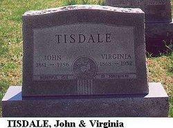 Virginia <I>Mahorney</I> Tisdale