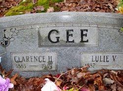 Lulie V <I>Shepherd</I> Gee
