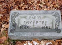 Roy Pope