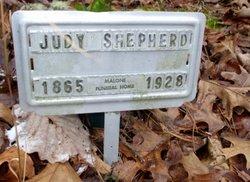 "Judia Margrett ""Judy"" <I>Frances</I> Shepherd"