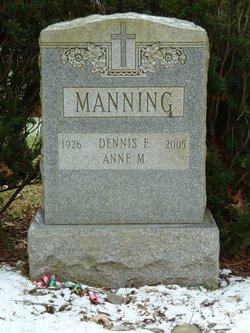 Dennis F Manning