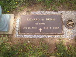 Richard A Dunn