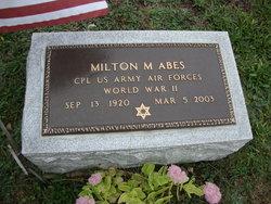 Milton Mayer Abes