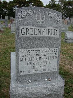 Mollie Greenfield