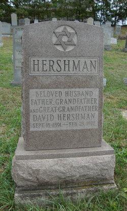 David Hershman