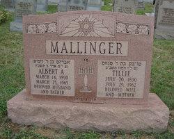Albert A Mallinger