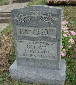 Goldye Meyerson