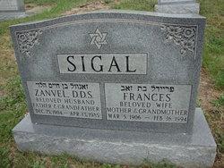 Zanvel Sigal