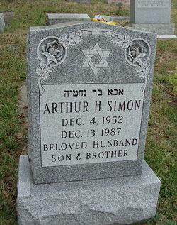 Arthur H Simon