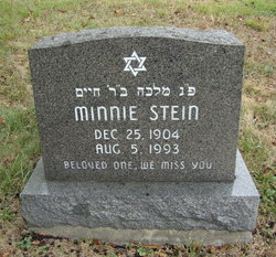 Minnie Stein