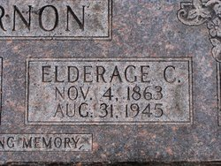 Elderage C Vernon