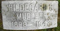 Hildegarde <I>Roeder</I> Mueller