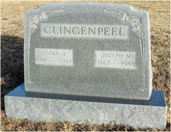 Emma Jane <I>Gilman</I> Clingenpeel